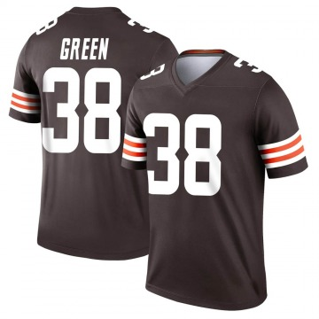 Youth Cleveland Browns A.J. Green Brown Legend Jersey By Nike